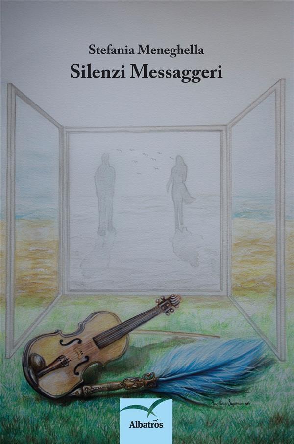 Stefania Meneghella presenta il suo libro Silenzi Messaggeri