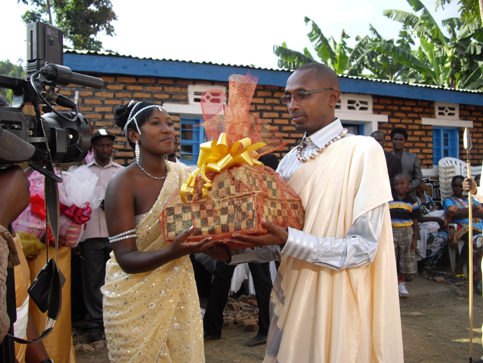 Il grosso grasso matrimonio africano