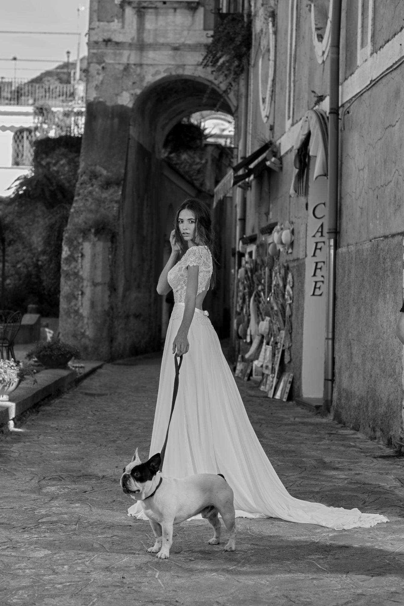 1e166b967914 Sposa Pinella Abiti Da Passaro – In Collezione Pizzo TxtE5T
