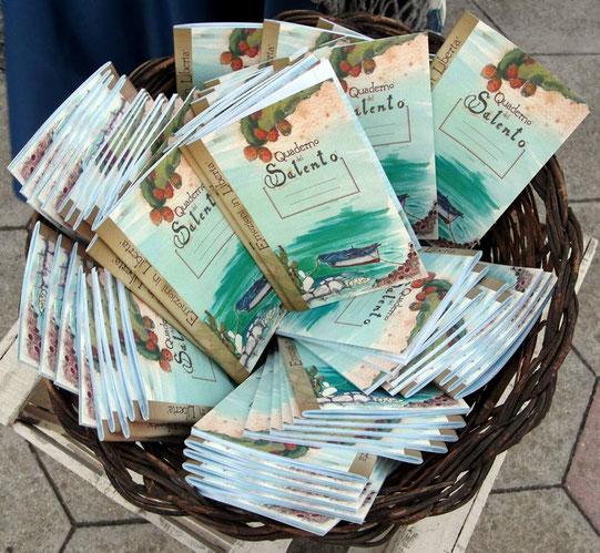 Il quaderno del Salento, la vita su carta