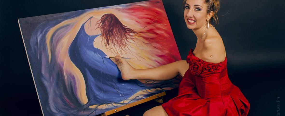 Simona Atzori - Le ali per sognare