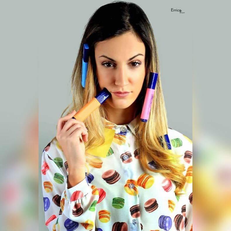 Valeria Angione - Kosmomagazine
