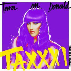 Tara McDonald cover Taxxxi